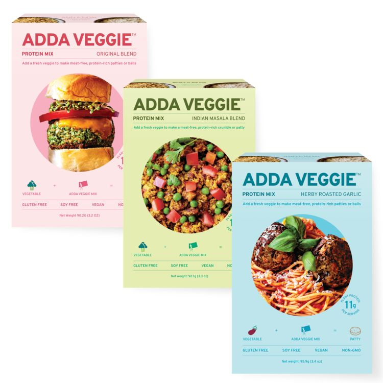 Meatless Protein Mixes