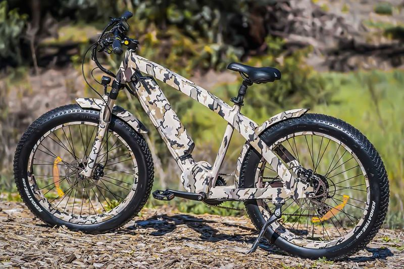 Silent Off-Road eBikes