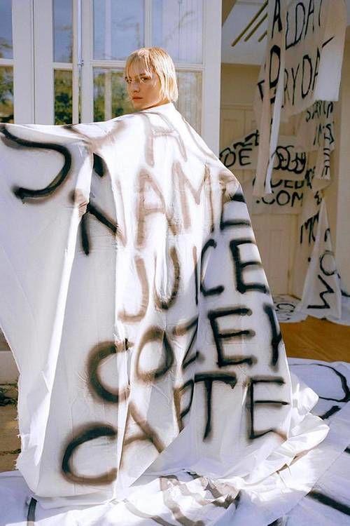 Graffiti-Inspired Artful Streetwear