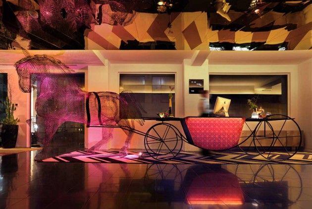 Decadent Dessert Hotels