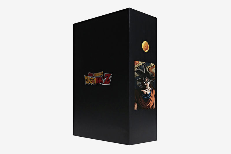 Creative Anime-Themed Sneaker Packaging