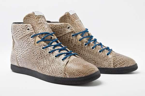 Reptile-Inspired Kicks