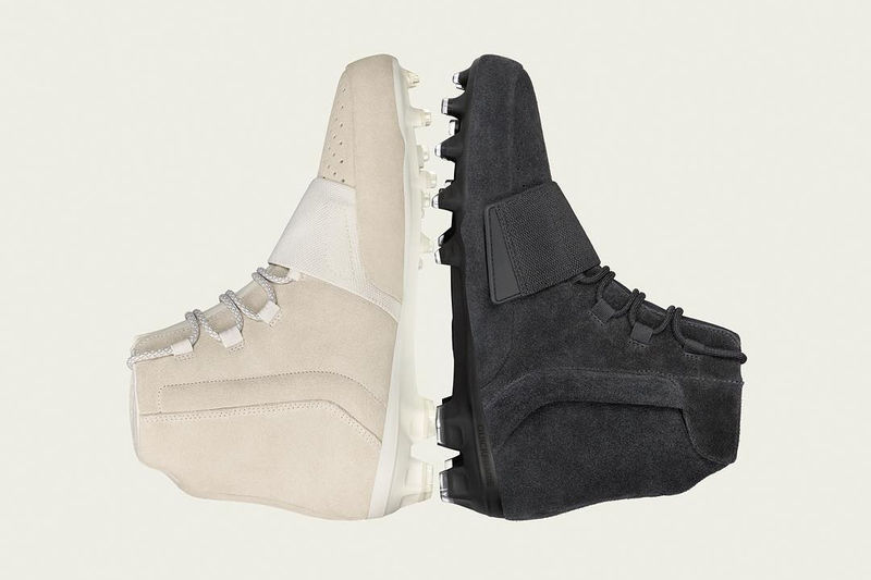 Rapper-Designed Suede Cleats