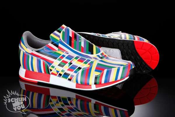 4th of July Footwear
