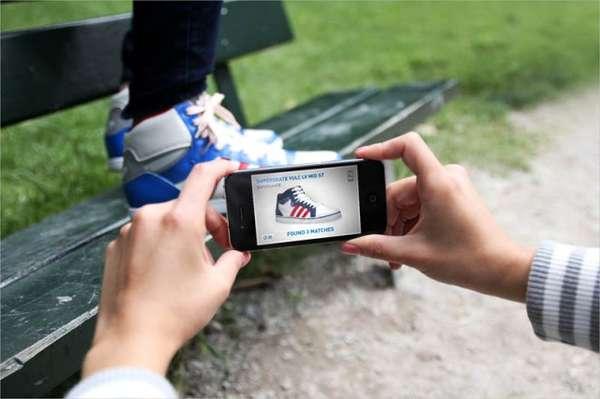 Sneaker-Finding Apps