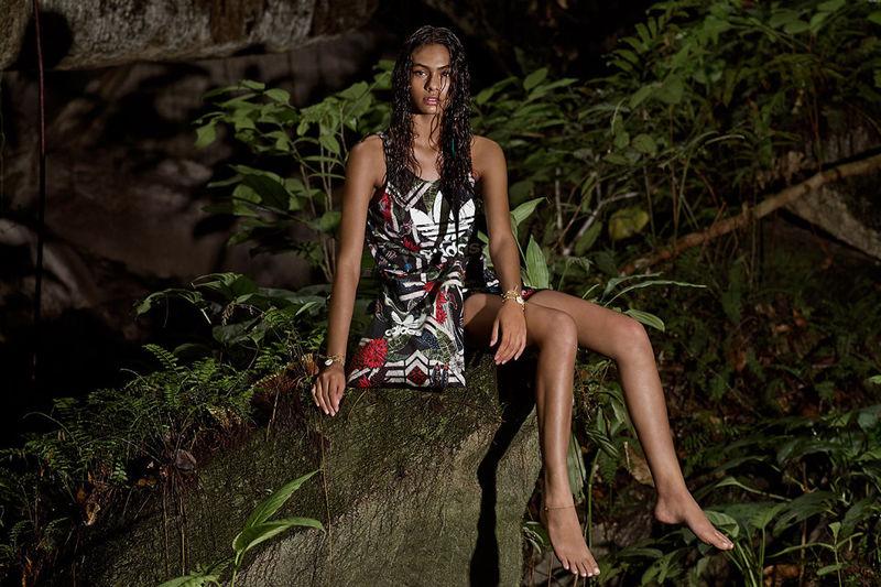 Tropical Fitness Fashion