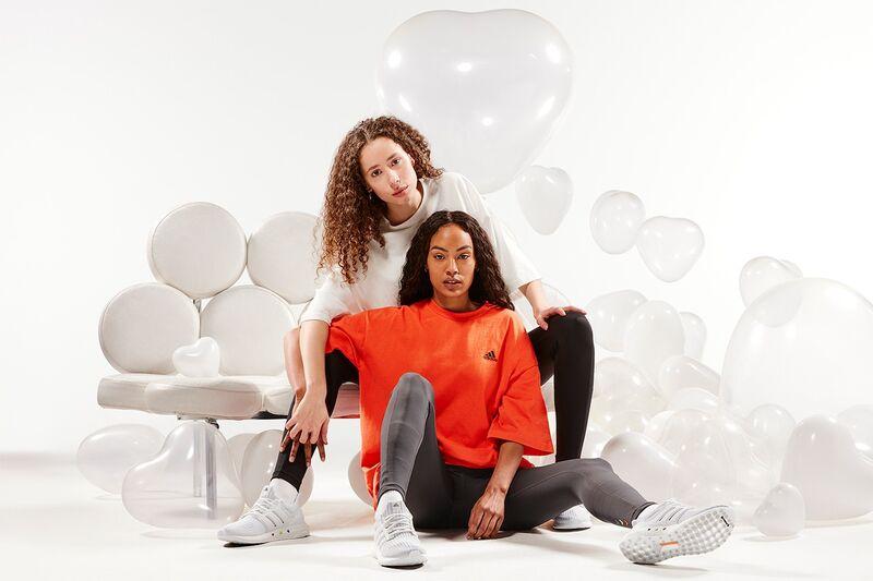 Love-Themed Sportswear Apparel