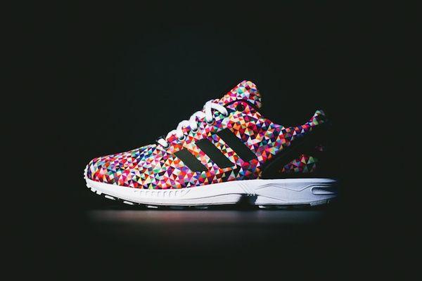 95ff0311ca6 Kaleidoscopically Designed Kicks. Kaleidoscopically Designed Kicks ·  Athletic Honeycomb Sneakers. Athletic Honeycomb Sneakers. Graphic-Woven  Shoes