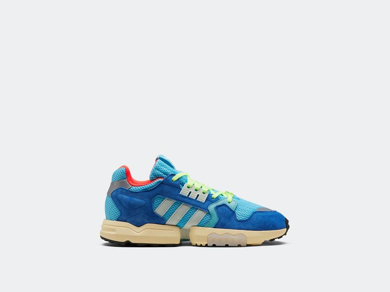 Vibrantly Colored Sneakers