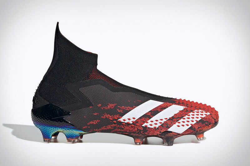 Algorithmically-Designed Athletic Footwear