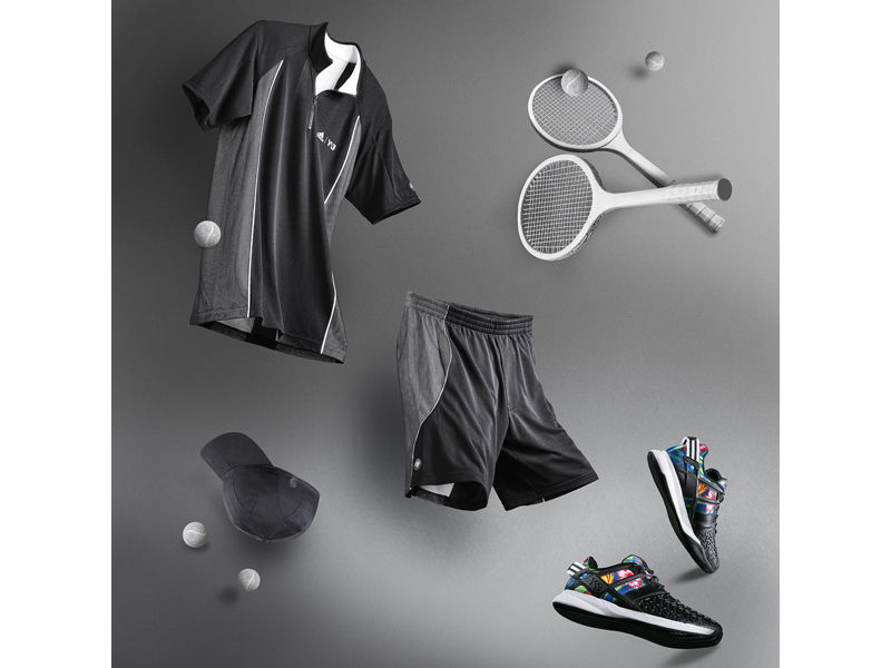 Clay-Court Tennis Apparel