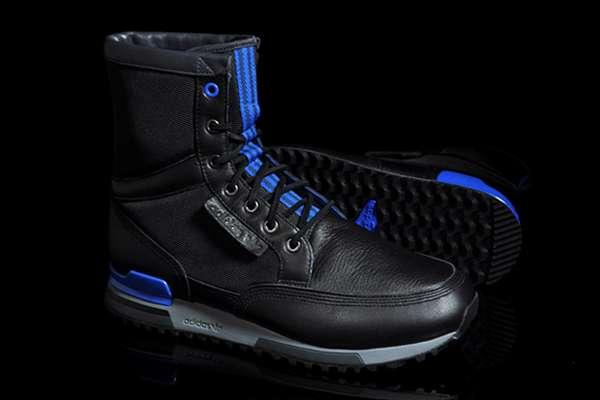 Snowy Sport Sneakers