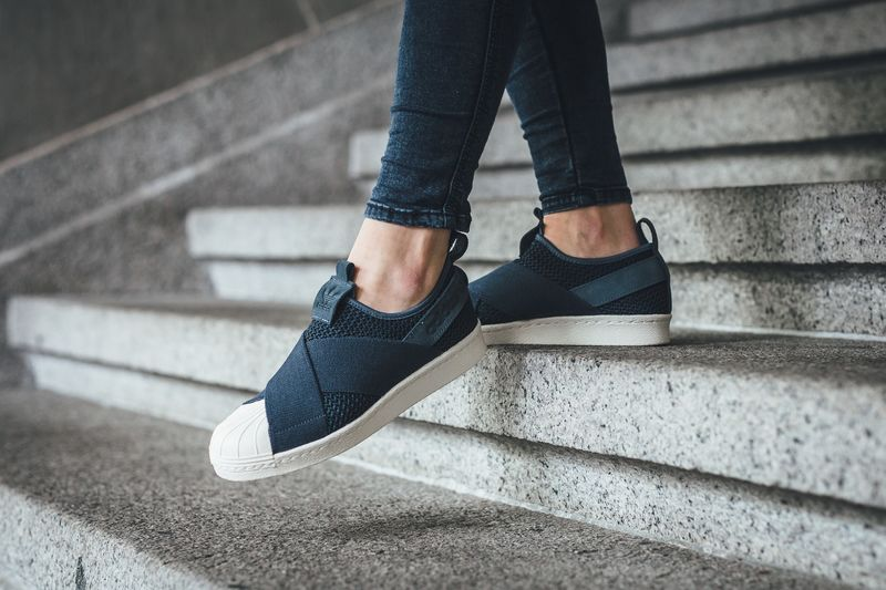 Reinvented Slip-On Sneakers