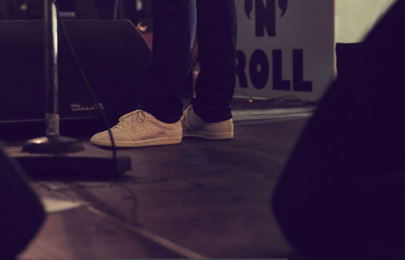 Singer-Inspired Shoe Designs