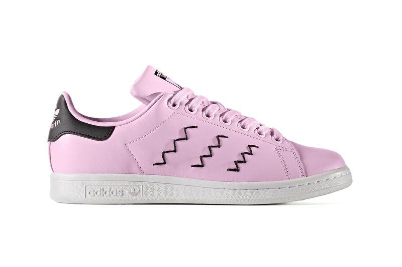 Zigzag-Branded Sneakers