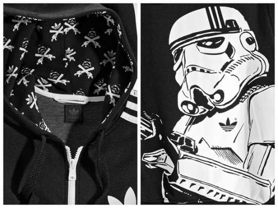 16db8305782f Jedi Endorsed Sportswear  The Adidas Star Wars Collection Wants the ...