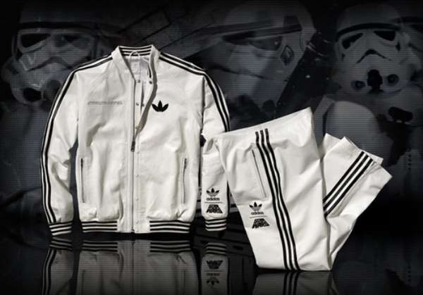 c36458adf44a Dark Side Athletic Wear   Adidas Stormtrooper tracksuit