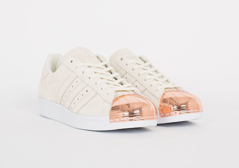 tout neuf b3569 e68b8 Embellished Golden Sneakers : adidas superstar