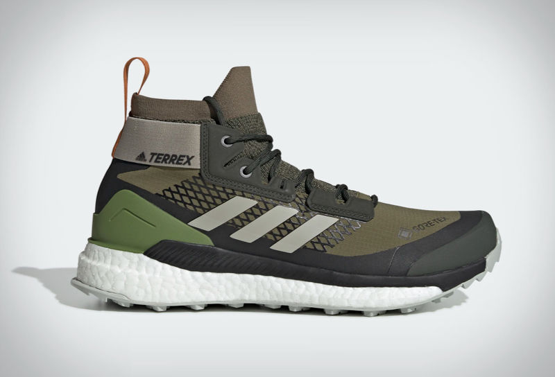 Long-Distance Hiking Sneakers