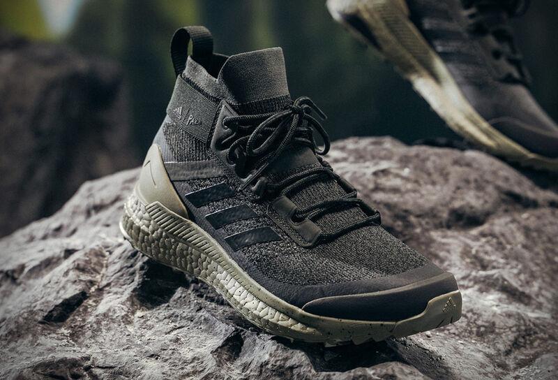 Earth-Toned Hiking Shoes