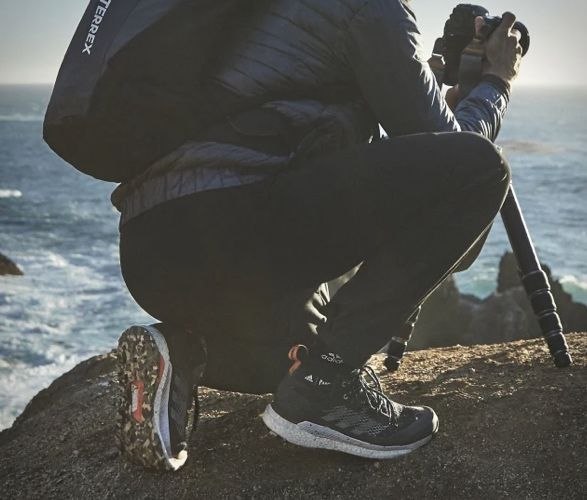 Eco Hiking-Ready Sneakers