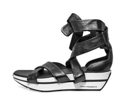 Leather Sandal Sneakers Adidas Y 3 Steps Up Their Shoe