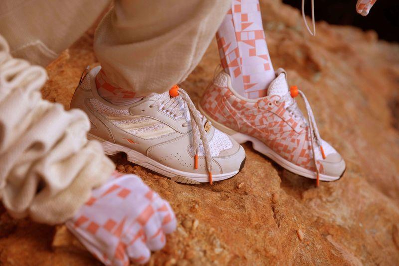 Ultra-Stylish Collaborative Shoe Designs