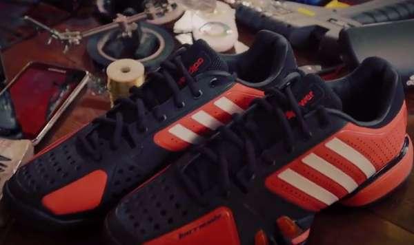 Tweeting Sports Shoes
