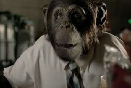 Personified Animal Actor Ads