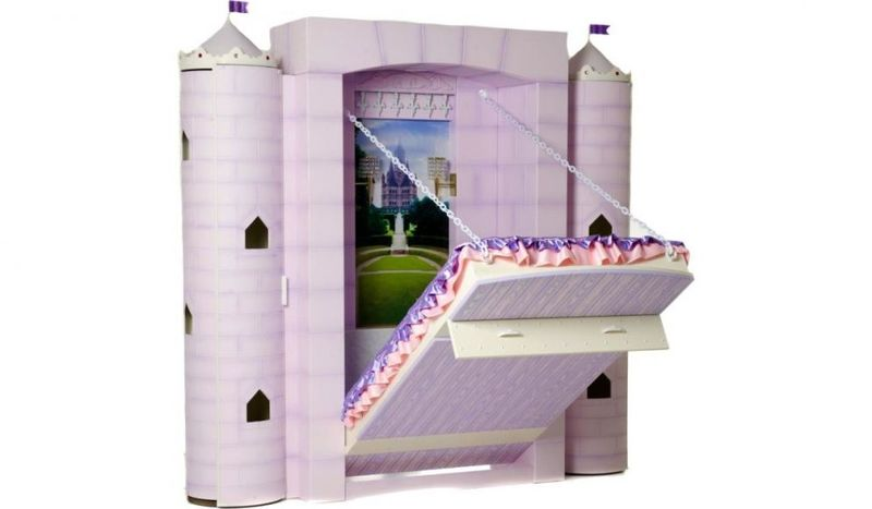 Whimsical Fairytale-Inspired Beds