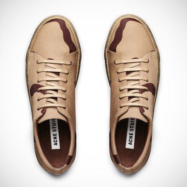 Cow Print Sneakers