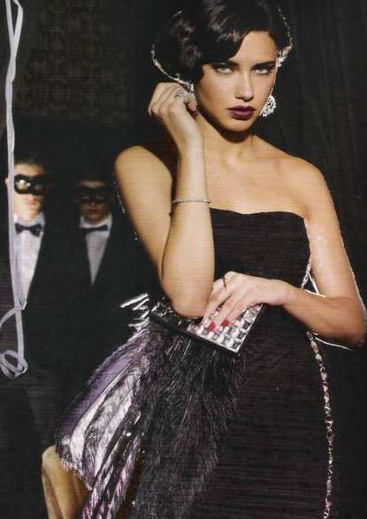 Old School Glam Pictorials