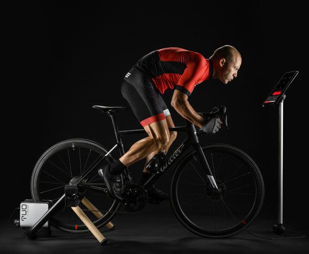Indoor On-Wheel Bike Trainers