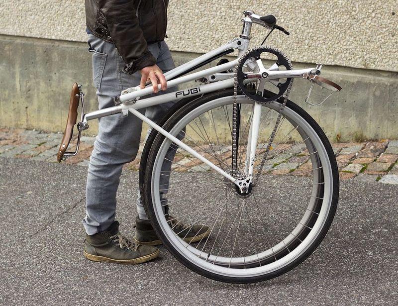 Full-Size Folding Bikes