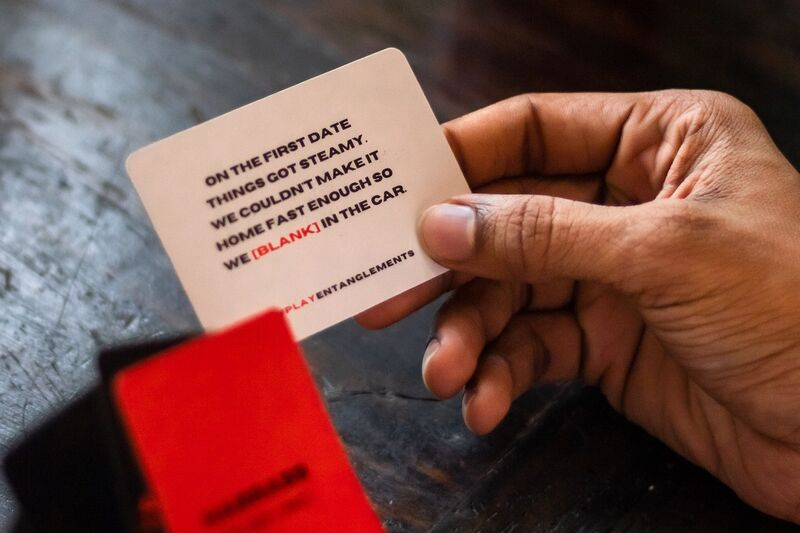 Dating-Focused Adult Card Games