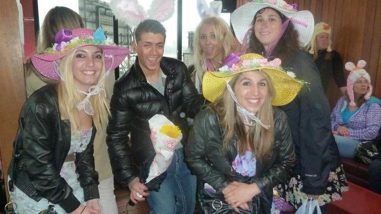 Urban Easter Egg Hunts