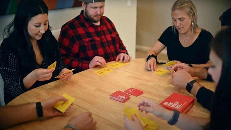 Spontaneous Response Card Games