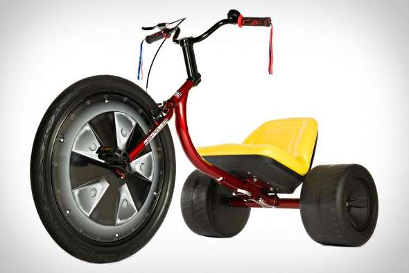 Grown-Up-Sized Tricycles