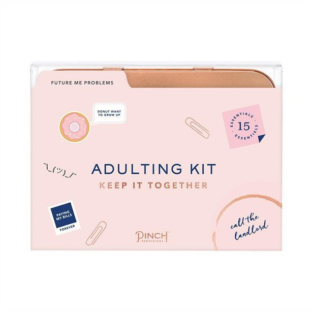 Witty Millennial Life Kits