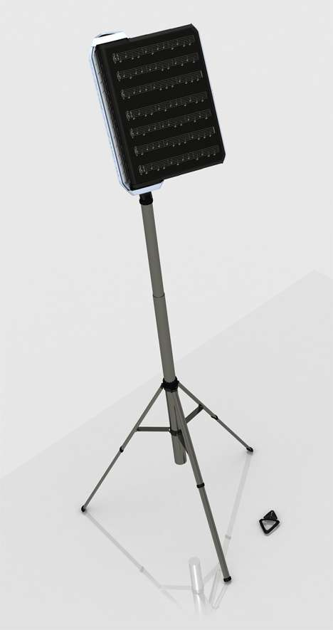 Advanced Music Stand