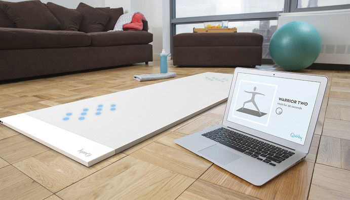 Hi-Tech Yoga Mats