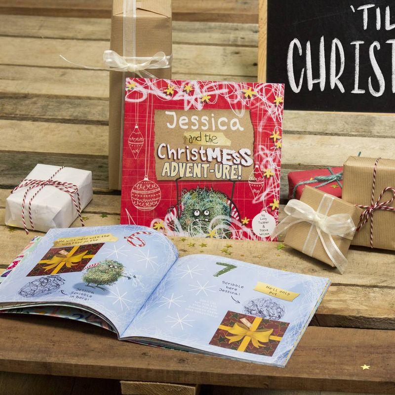 Advent Calendar Storybooks
