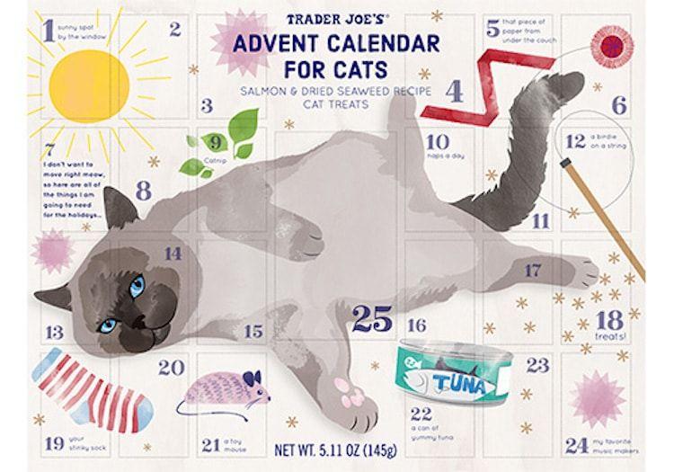 Cat-Friendly Advent Calendars