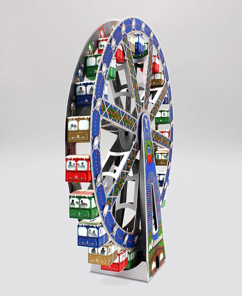Ferris Wheel Advent Calendars