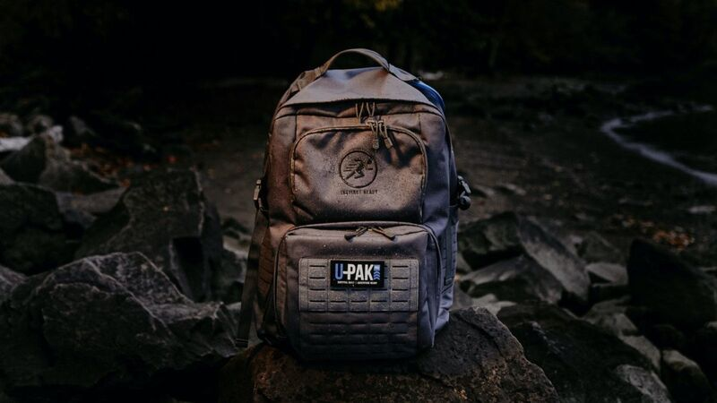Three-Day Survival Backpacks