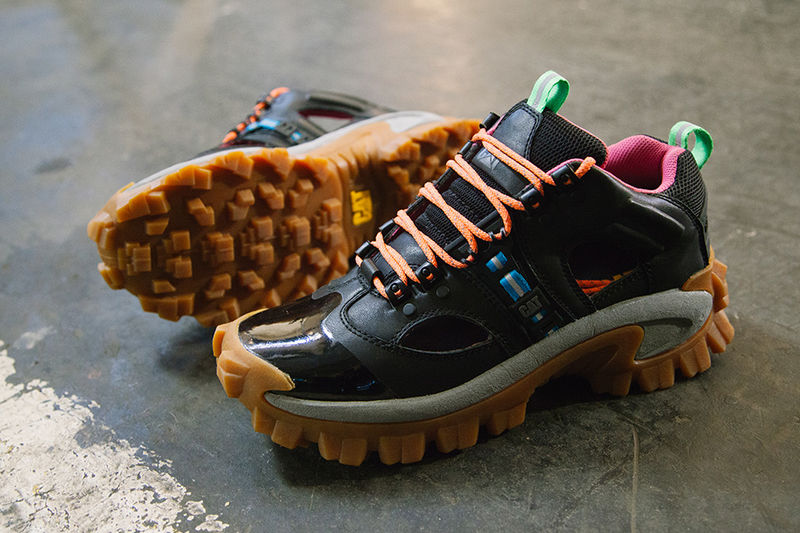 Industrial Adventure Sneakers
