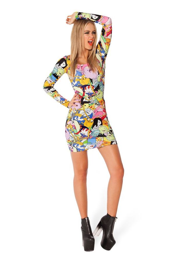 Children's Cartoon Couture