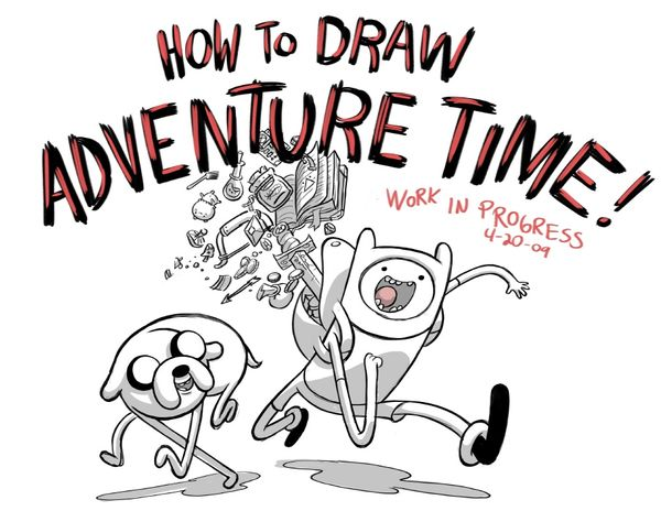 Cartoon Animation Instruction Books