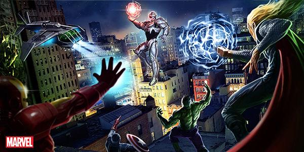 Superhero-Themed Amusement Parks