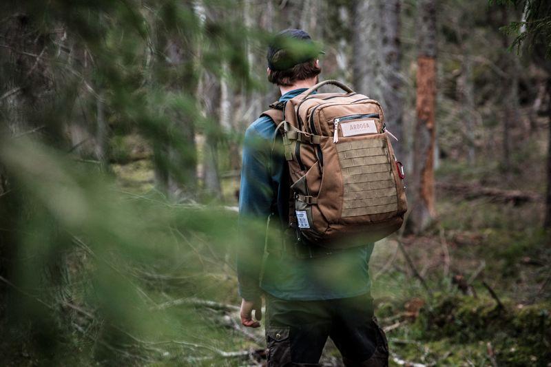 Beer-Friendly Backpack Designs